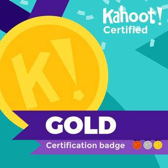 Kahoot! Certified