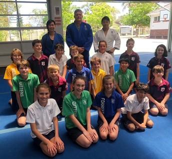 Judo UWA Kids Program