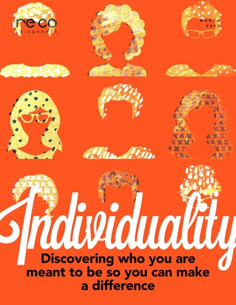 RE:Connect WORD FOR MARCH -- INDIVIDUALITY