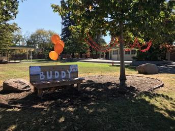 Escondido Buddy Bench