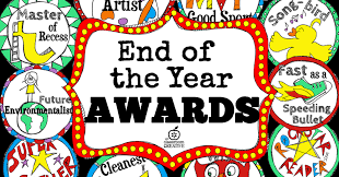 End-of-Year Awards Celebrations