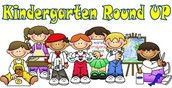 Kindergarten Round-Up-April 20