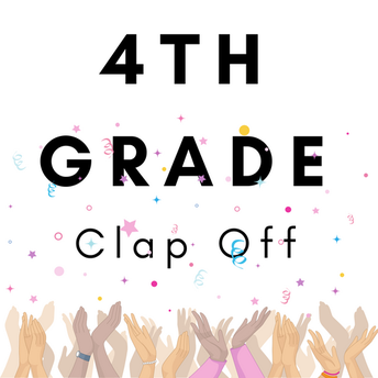 4th Grade Parents - Clap Our Bears Off to New Adventures!