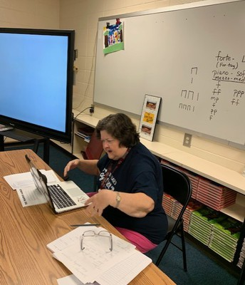 E-Learning - Music with Mrs. Fischer
