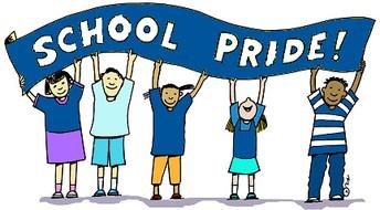 Show Your School Spirit