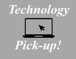 Technology Pick-up!