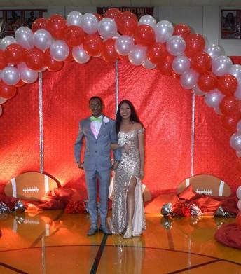 Tairus Briggs & Lorena Ramirez