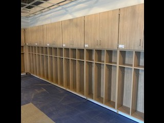 Cubbies in Classrooms