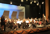 RBHS, BHMS, TPMS first joint orchestra Concert