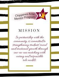 Chippewa Area Mentor Program News