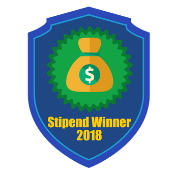 Stipends Have Been Awarded