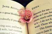 Thursday, July 6th, begin reading Emma