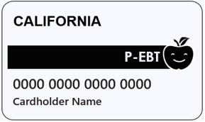 Pandemic EBT Card