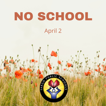 School Out Day - April 2