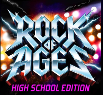 Rock of Ages THIS WEEKEND!