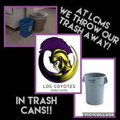 Trash @ LCMS