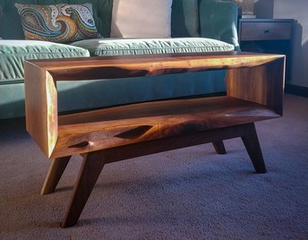 Hand Made Coffee Table