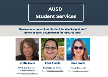 AUSD Student Services