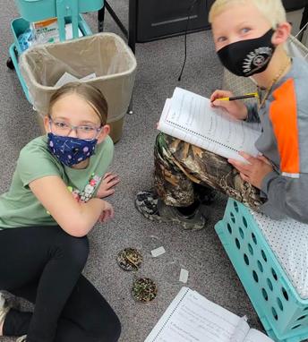 2nd grade Comparing Habitats