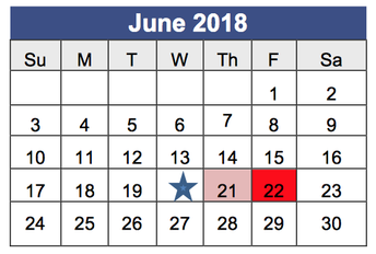 It's Official: Final Student Day June 20