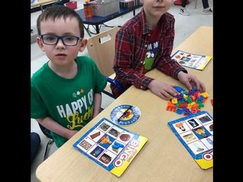 Kindergarten activities!