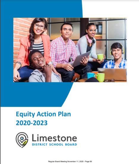 LDSB draft Equity Action Plan 2020-2023