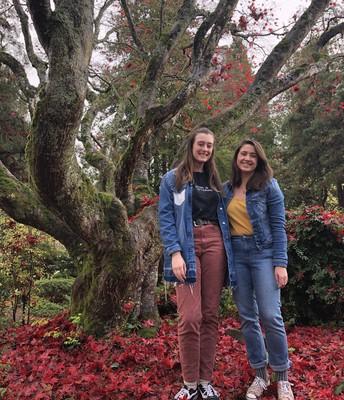 Abby Vadeboncouer & Leora Diakuw