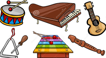 Learn to Play a Musical Instrument!