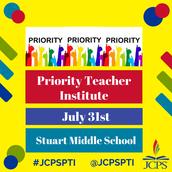 JCPS PTI - 7/31