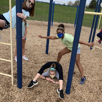 Recess is a back-bending experience