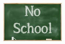 No School - Monday, October 12, 2020