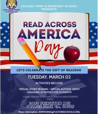 Fun Day of Reading