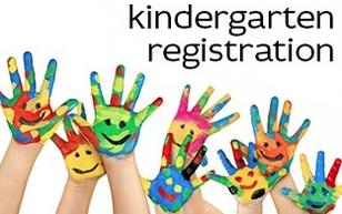 Pre- Registration for Kdg. is Now Underway!