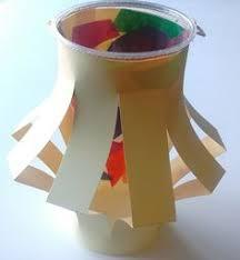 Be Ready! A Paper Lantern
