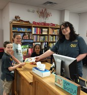 Library and Technology Manager:      Mrs. Leslie Banks