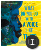 What do you do with a voice like that? : the story of extraordinary congresswoman Barbara Jordan Barton, Chris