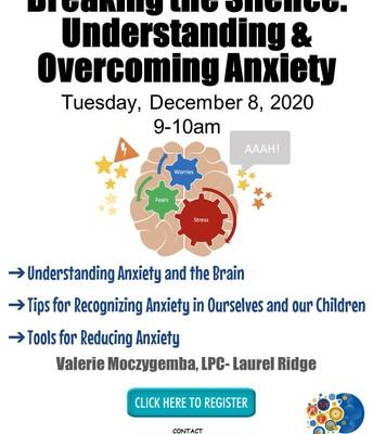 Understanding & Overcoming Anxiety