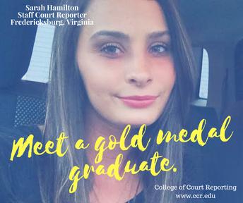 Meet a Gold Medal Grad