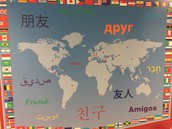 Map of where our students are from