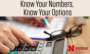 Know Your Numbers, Know Your Options