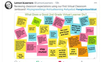 Mrs. Lemon Tweets!