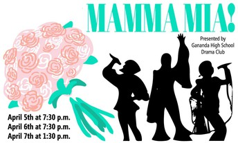 "Come See Gananda High School Drama Club Perform ""Mamma Mia!"""