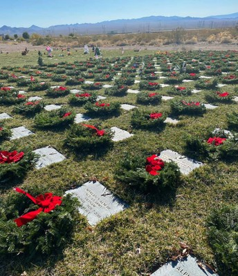 Wreaths Across America- NJHS Project December 2020