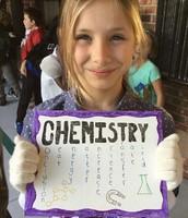Caroline Lubeno, 3rd Grader