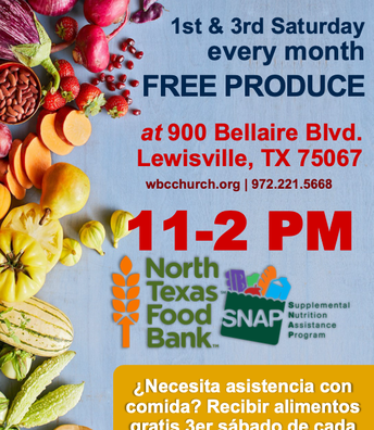 North Texas Food Bank