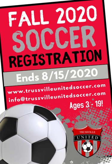 Soccer flyer - details below.