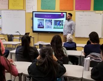 Danny Castillo, Hood College