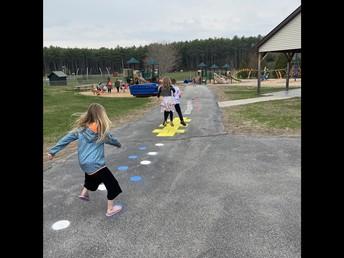 We LOVE the sensory path