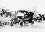 Hileman's, 1913 Photo Print