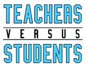 Academic League Staff vs. Student Match!!